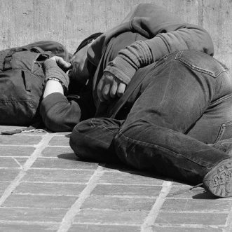Prioritising homeless people and rough sleepers